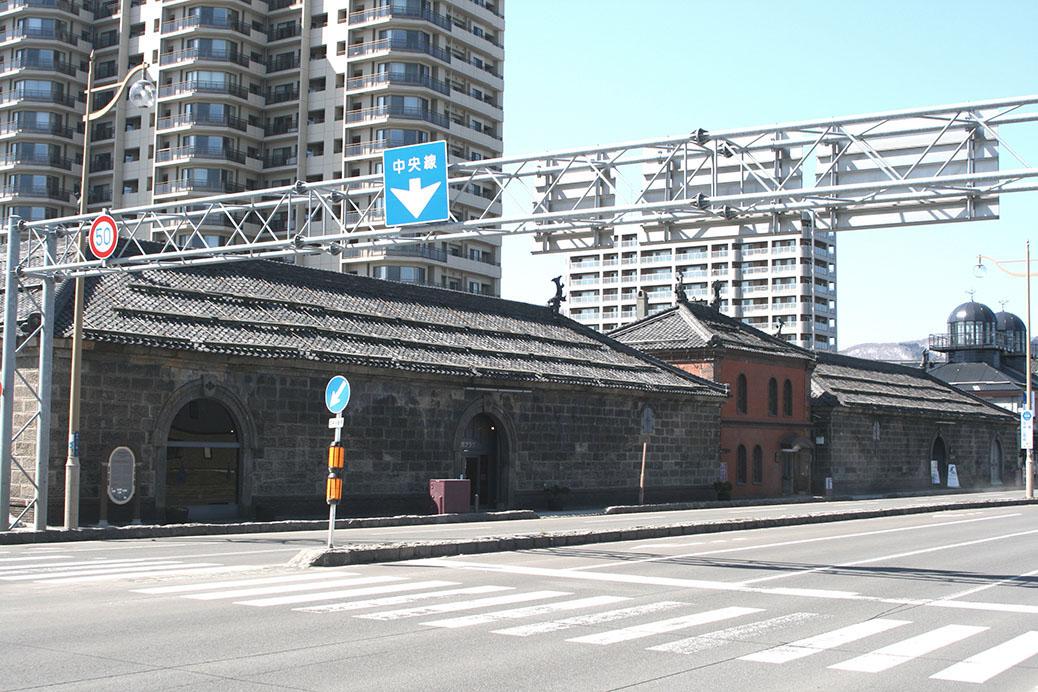 小樽倉庫(運河プラザ)
