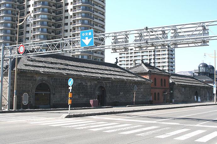 運河プラザ(小樽倉庫)